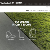 Timberland美国网站海淘攻略与购物教程