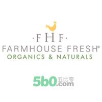 FarmHouseFresh美国有机护肤品牌网站