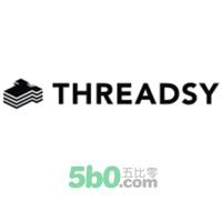 Threadsy美国空白T恤服饰海淘网站