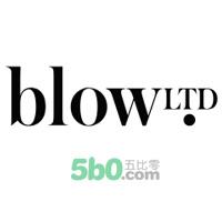 BlowLtd英国按需上门美容服务网站